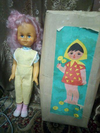 Кукла Неля СССР большая