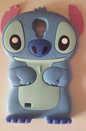 Capa 3D do stitch para Samsung S4