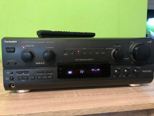 Amplituner Technics SA-AX730