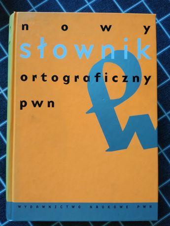 Sprzedam słownik ortograficzny pwn