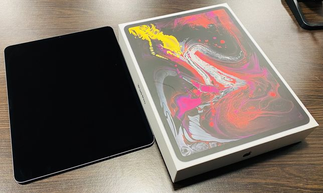 Apple iPad Pro 12,9 3-gen 256gb koloru : Space Gray/Gwarancja/Sklep