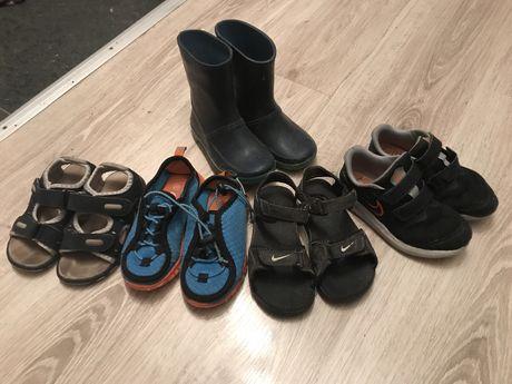 Buty dziecięce rozmiar 26 i 27