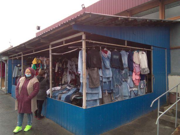 Продам торговый киоск 8 м. на 4 м., на рынке