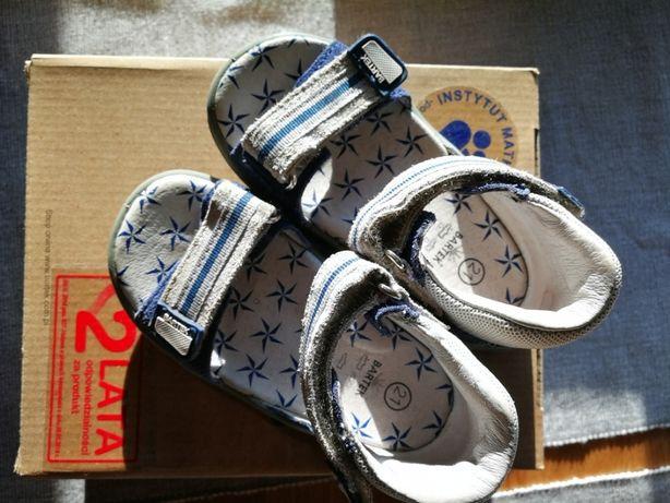 Sandałki Bartek r. 21 wkładka 13,5 cm