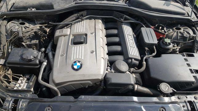Silnik BMW N52B25A e60 e90 e87 525i 218km 177km slupek