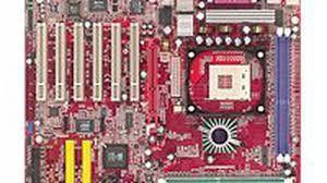 Board MSI 655 Max ms-6730 socket 478