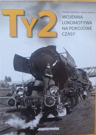 Ty2 Wojenna lokomotywa na pokojowe czasy PKP