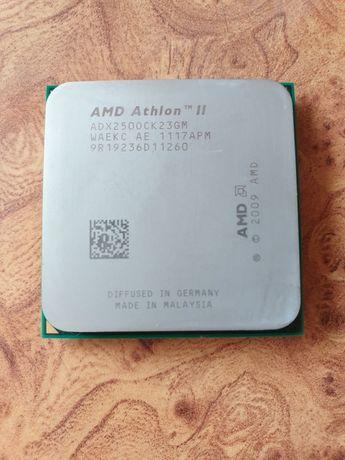 Процессоры 2шт. Amd phenom x3 720  и atlon 250