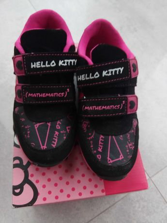 Buty sportowe dziewczęce r.28 hello kitty