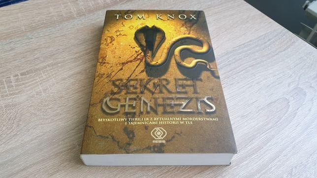Sekret genezis Tom Knox