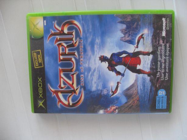 vende-se jogo Azurik rise of perathia para Xbox