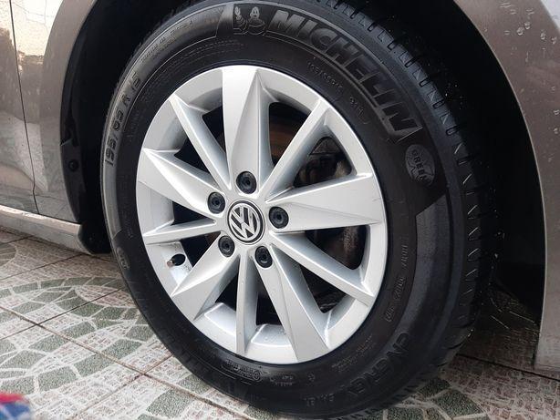 Jantes Originais VW 15 5x112 Com Pneus
