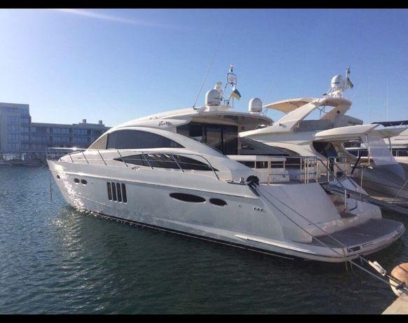 Продам яхту Princess V65. ПРОДАЖА ЯХТЫ