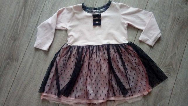 Sukienka dziewczeca Coccodrillo r.80