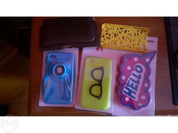 Capas iphone4/4s