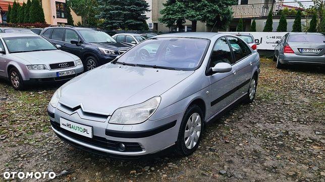 Citroën C5 Benzyna  Sedan  Klimatyzacja  Opłacony  Okazja