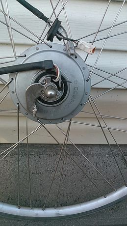 Моторколесо для велосипеда .велорикши