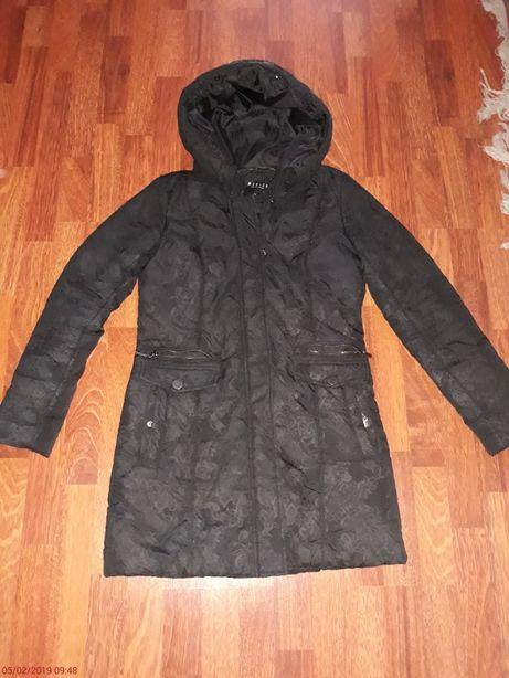 Ciepła zimowa kurtka płaszcz Mohito S 36
