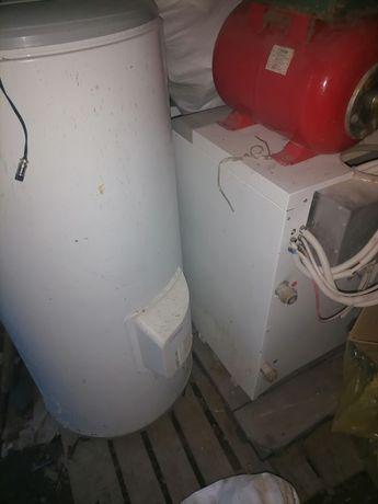 Газовый котел Protherm 50 KLOM (Медведь) с электророзжигом + Бойлер