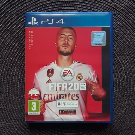FIFA 20 na ps 4 polska wersja