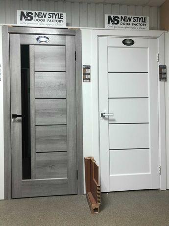 Двери межкомнатные Новый стиль