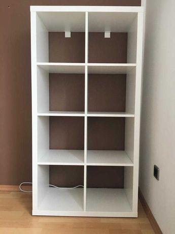 Regał IKEA KALLAX biały