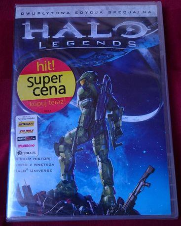 Halo Legends 2 DVD Halo Legendy Edycja Specjalna DVD Nowe! Folia