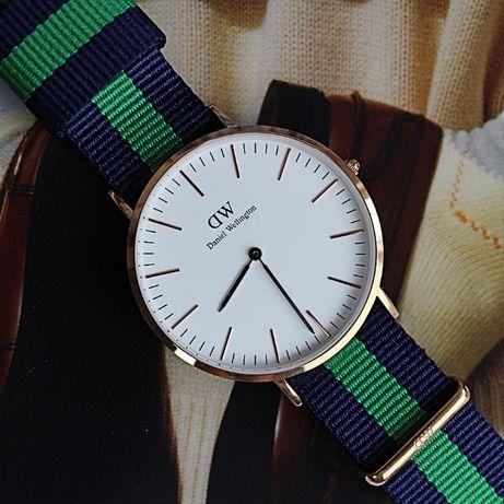 Zegarek męski Daniel Wellington Warwick Classic nowy oryginalny