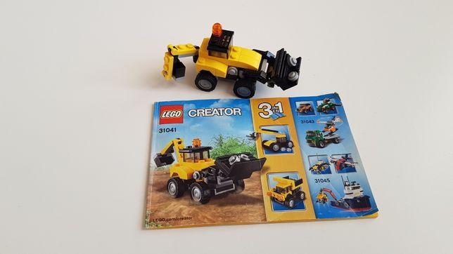 Lego creator 31041 koparka wywrotka