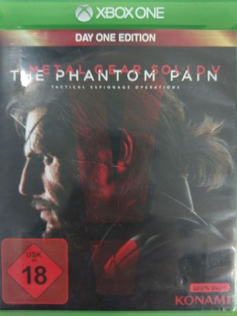 Metal Gear Solid V: The Phantom Pain XBOX ONE Używana Kraków
