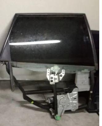 Elevador do vidro traseiro completo Audi A4 B5