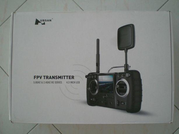 Hubsan H501S/H501A/H109S - FPV1 - Transmitter com 2.4G e 5.8G Antena