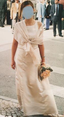 Vestido noiva ou cerimônia