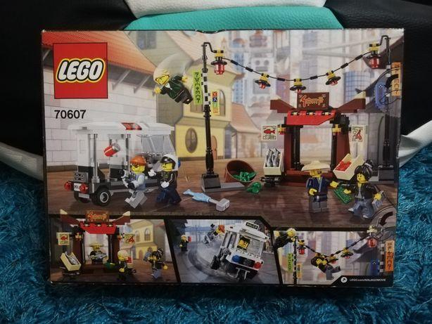 Lego ninjago pościg w ninjago city 70607