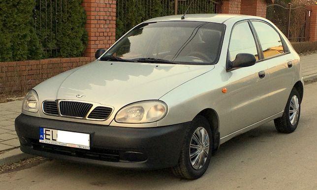 Daewoo Lanos 1.4 8v Benzyna Gaz Wspomaganie Hatchback 2004