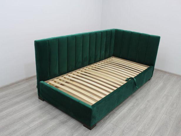 Дитяче ліжко 200×80см, детская кровать, кутове дитяче ліжко