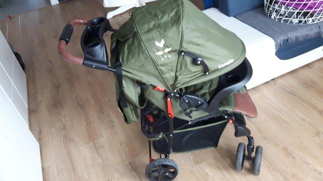 Wózek spacerowy Lionelo Emma Plus NOWY używany  tylko przez tydzień!
