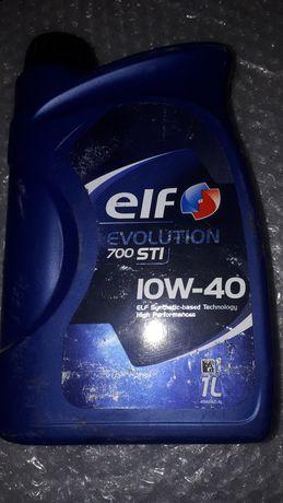 Моторное масло Elf 700 10W40 1л.