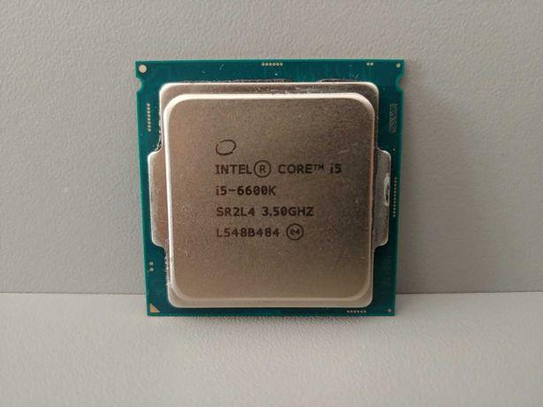 Intel i5 6600k [ LGA1151 ]