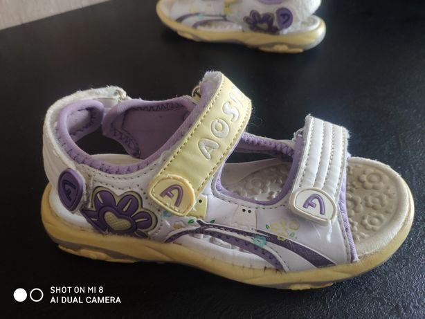 Спортивные сандалии, босоножки .. стелька 18 см