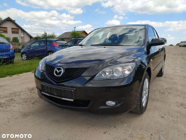Mazda 3 1.6 Klimatronic Alufelgi Serwisowana
