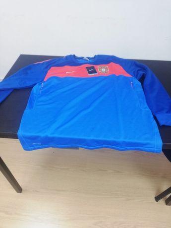 roupa calções camisola casaco calças fpf seleção nacional portugal