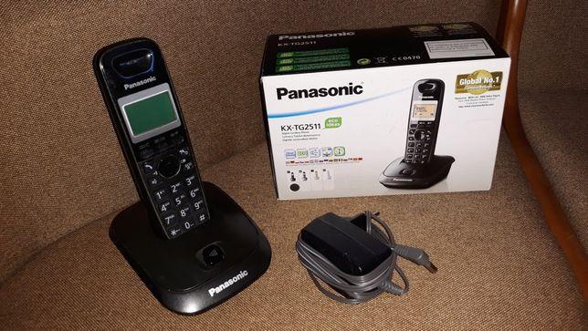 Telefon stacjonarny Panasonic KX-TG2511