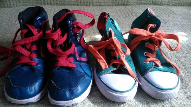 Buty , chłopiec, r 28, dwie pary, zestaw