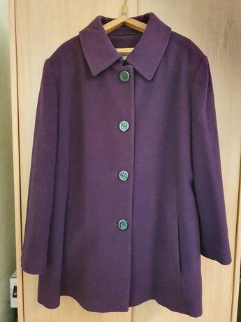 Женское пальто драп