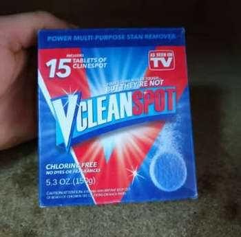 VClean Spot  універсальний чистячий засіб, усуває будь-які забруднення