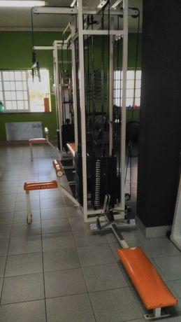 Musculação - Grupo de 8 estações