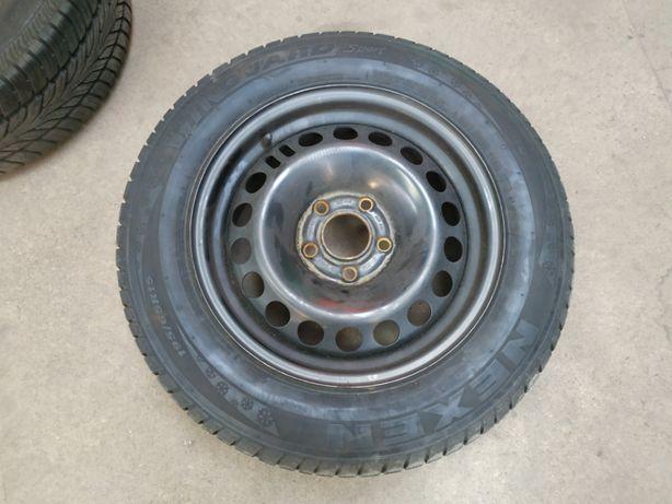 """1630. Koło zapasowe 15"""" Opel Astra Zafira Vectra Signum 5x110 ET35"""