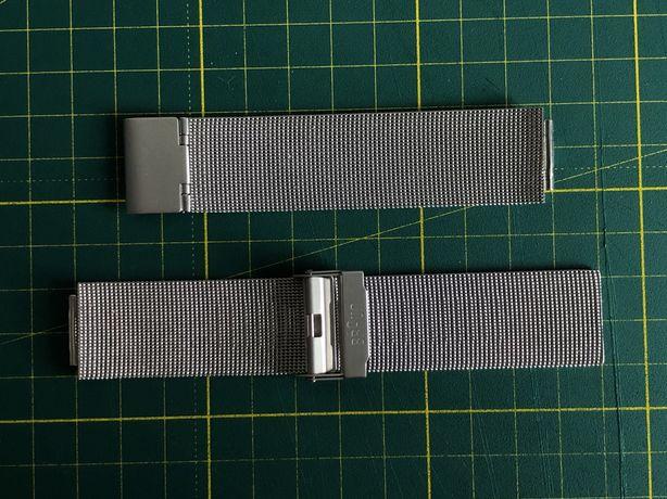 Браслет для часов Braun BN0211 mesh strap 22mm (ремень, ремешок)