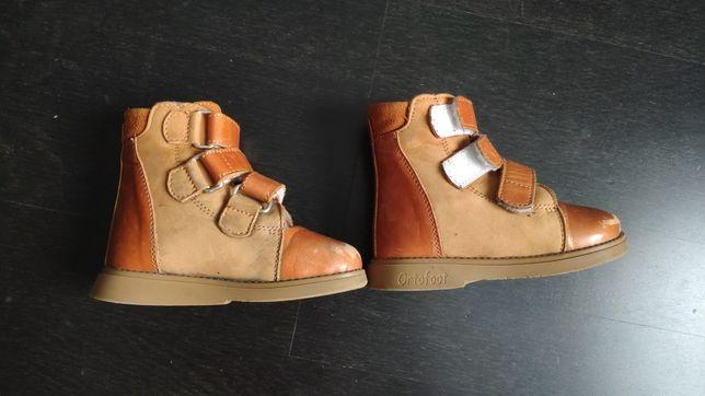 Ортопедические детские ботинки весна/осень Ортофут размер 15,5см